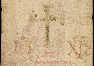 L0074230 MS.632. Saints Quiricus and Julitta ( -304). Recto.