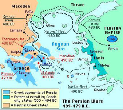 Ancient Greece War as Inevitable Agonism