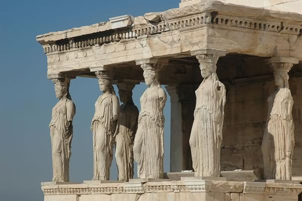 seeing the evolving philosophy and spirituality of ancient greece in