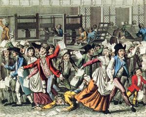 the french revolution an event of The french revolution was a major event in modern european history the causes of the french revolution were many: the monarchy's severe debt problems, high taxes, poor harvests, and the influence of new political ideas and the american revolution, to mention only a few.