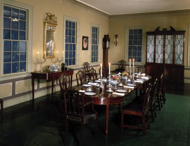 A Short History Of The Dining Room