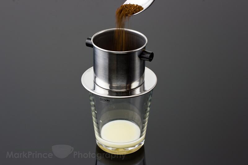 Adding Coffee To Cake Mix