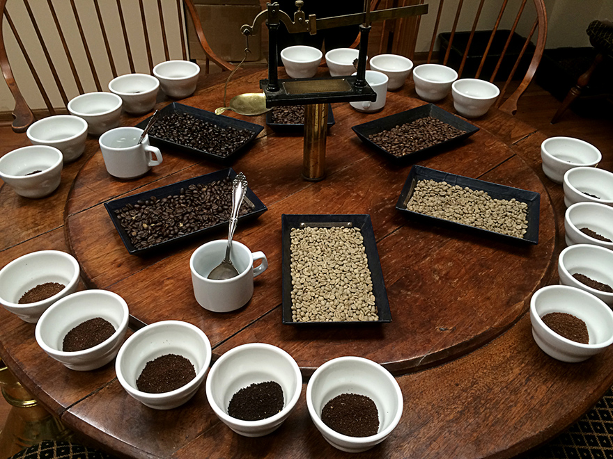 A Guide To Coffee Cupping