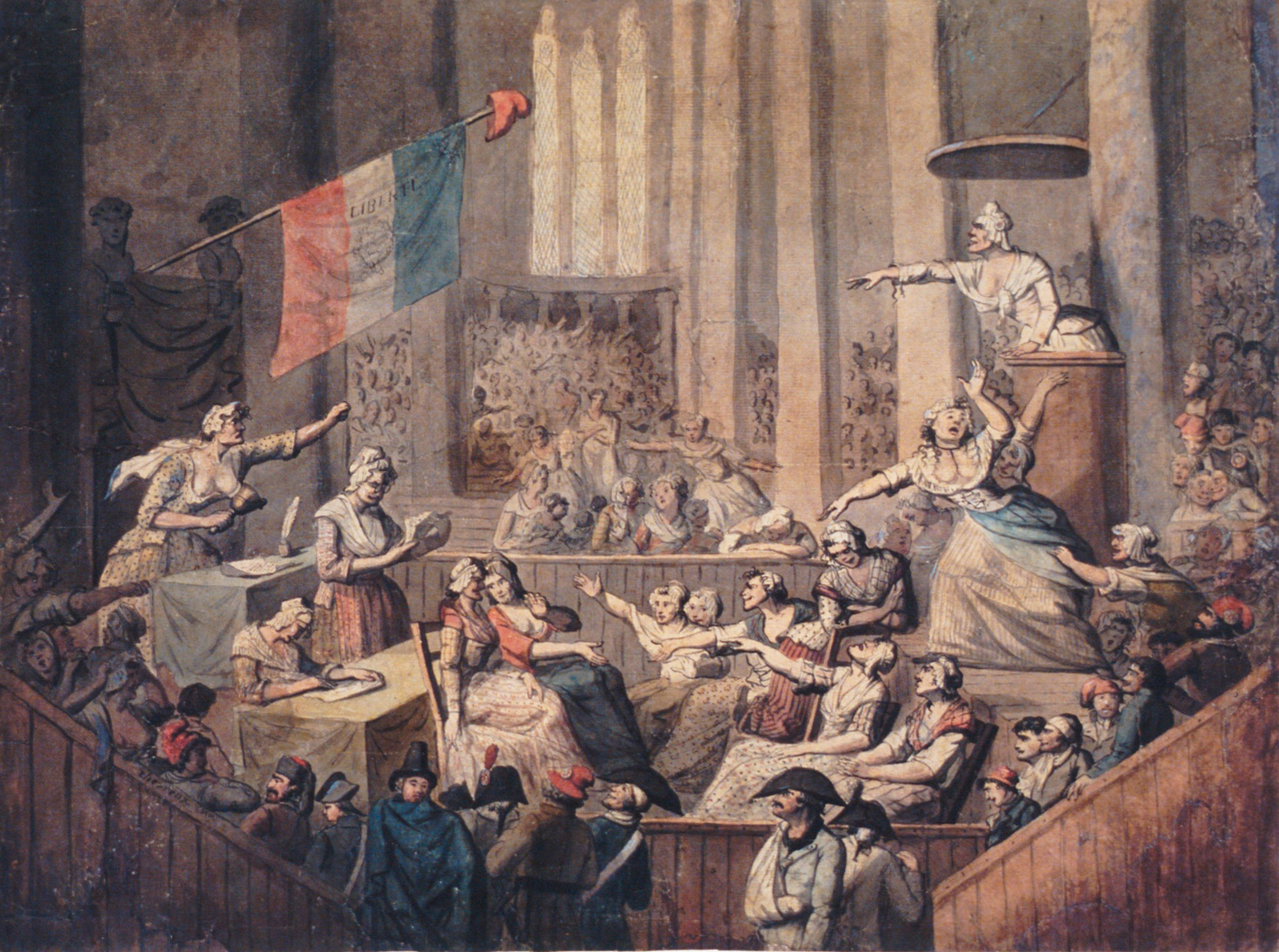 the history nature causes and mechanisms of the american revolution The uniqueness of the american revolution much of modern history is that of peoples seeking to the french revolution sought to change human nature.
