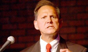 Roy Moore, former chief justice of Alabama supreme court
