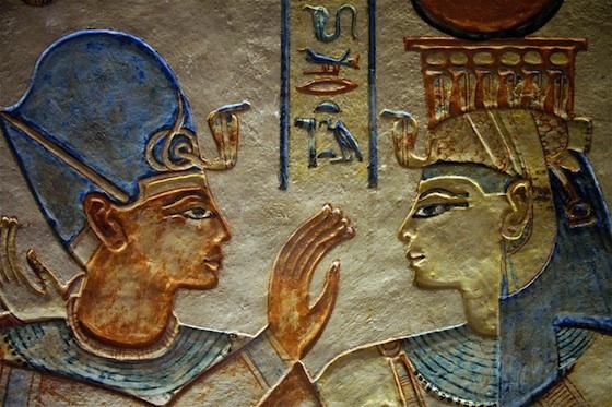 Egyptian Oil Paintings