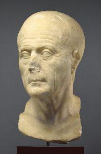 Portrait Head of an Old Man