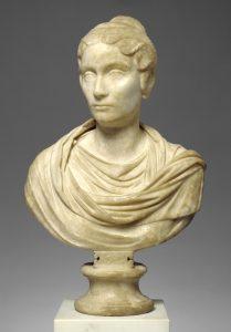 Portrait Bust of a Woman