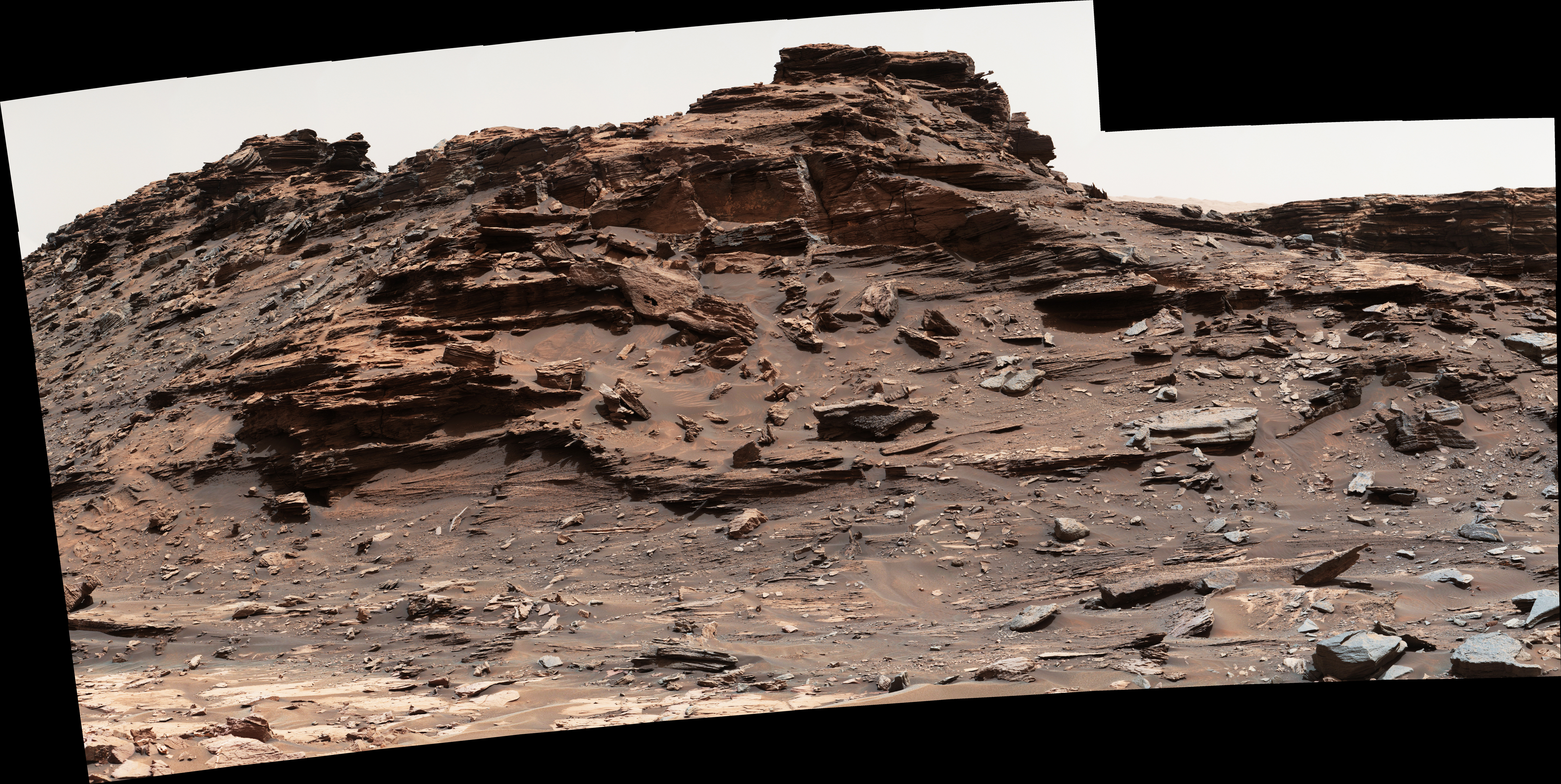 NASA's Curiosity Rover Begins Next Mars Chapter