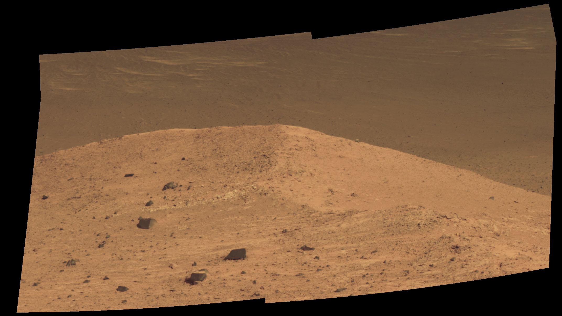 mars rover opportunity current location - photo #14