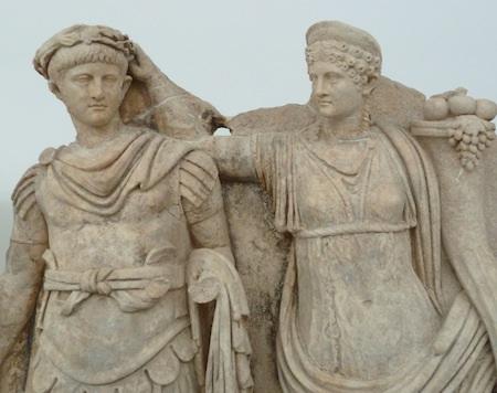 evaluate the significance of agrippina's marriages Emperor nero nero ( latin: ner claudius caesar augustus germanicus 15 december 37 ad 9 june 68 ad) was the last roman emperor of the julio-claudian dynasty.