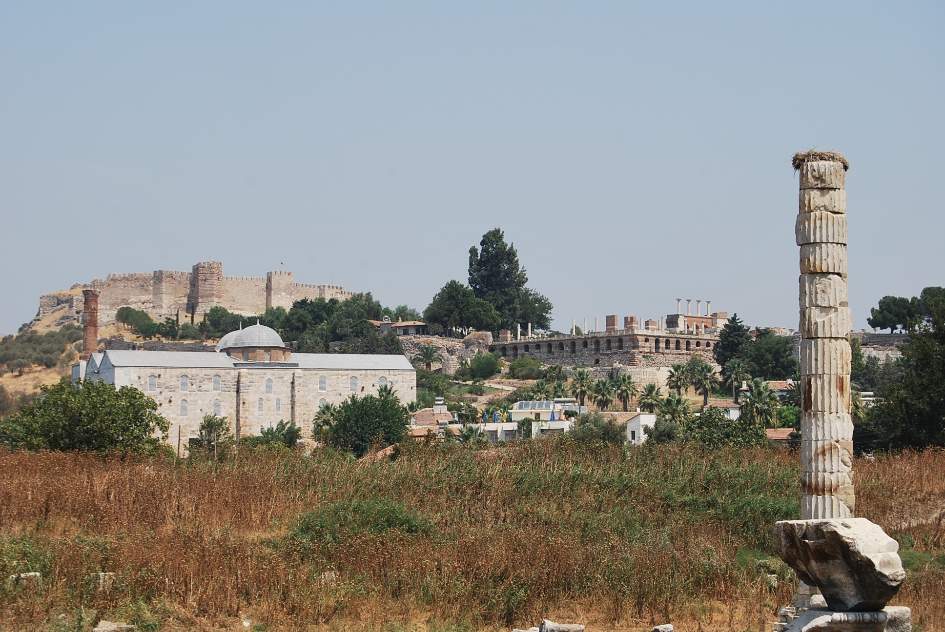 Temple of Artemis at Ephesus - Ancient History Encyclopedia Pictures of the temple of artemis at ephesus