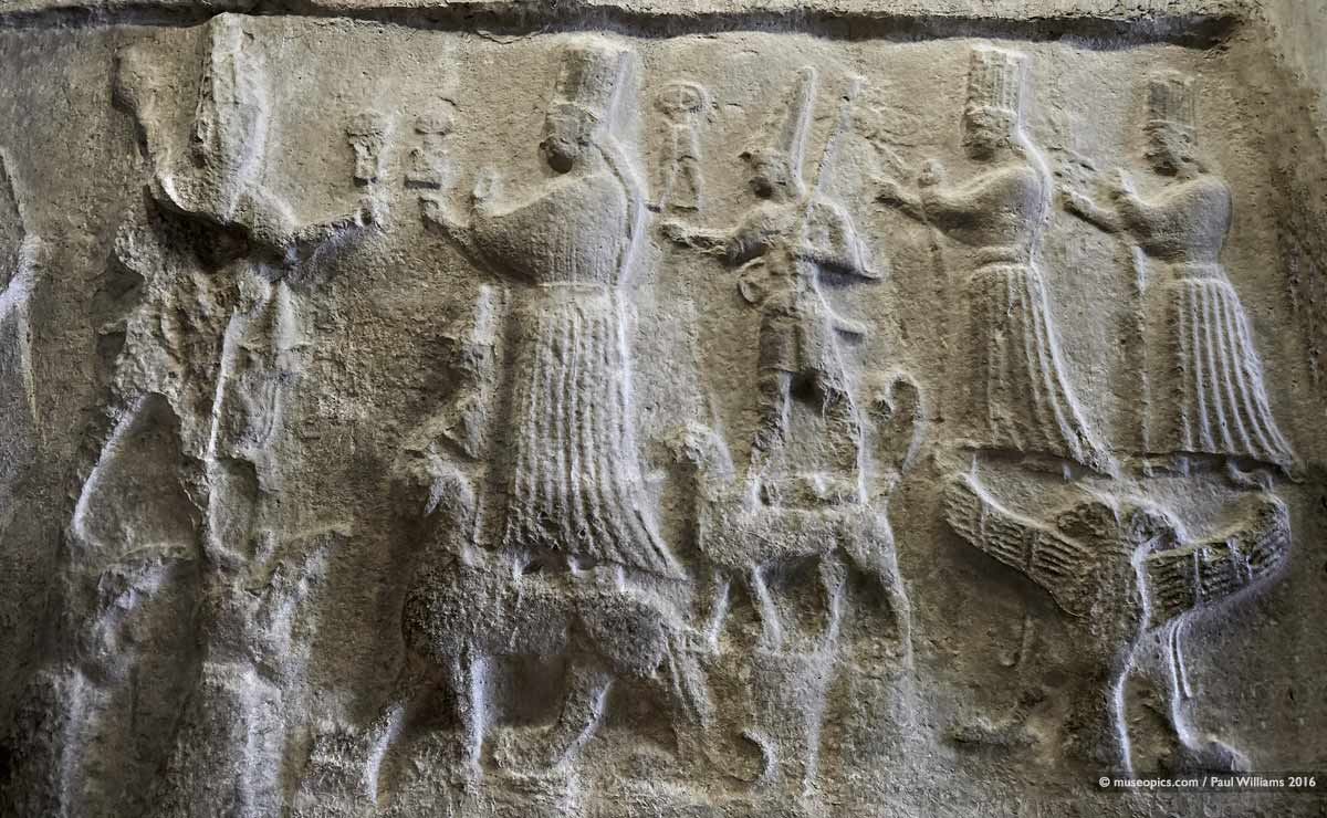 the hittites The reasons for the rapid disappearance of the hittites, who had dominated  anatolia for centuries, remain unexplained.