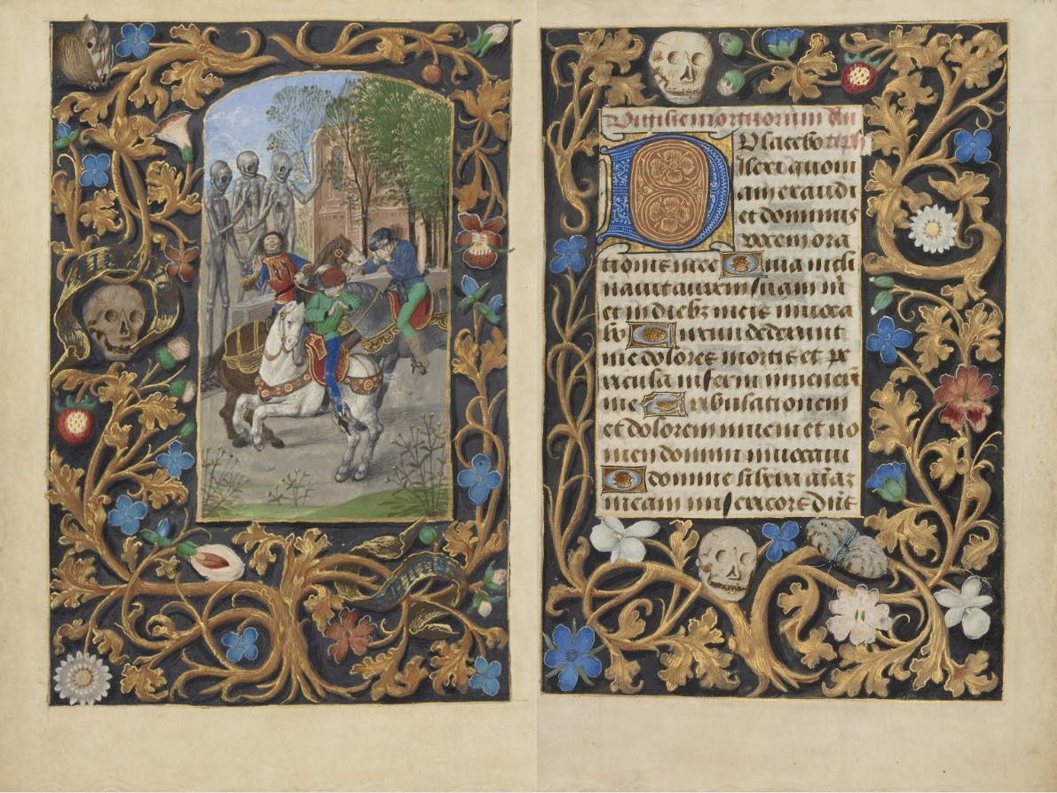 ideas concerning death in medieval culture and society