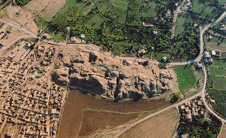 The Neolithic Revolution Settlement Art And Architecture