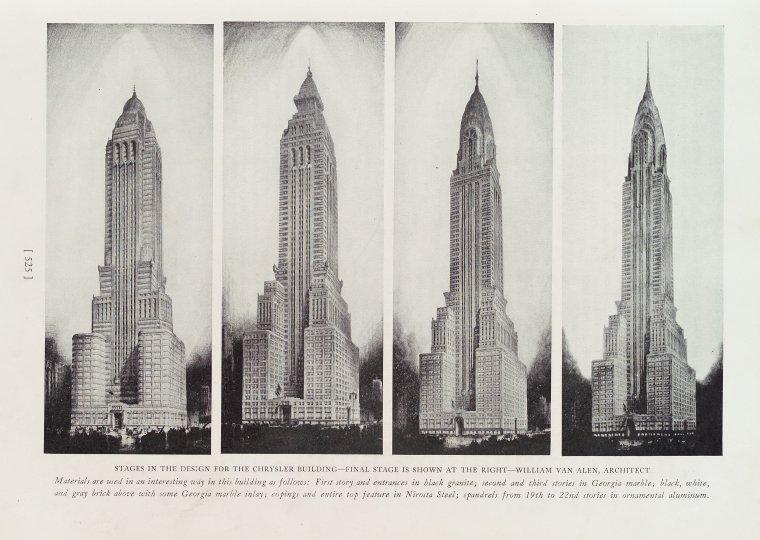 Chrysler Building Minecraft