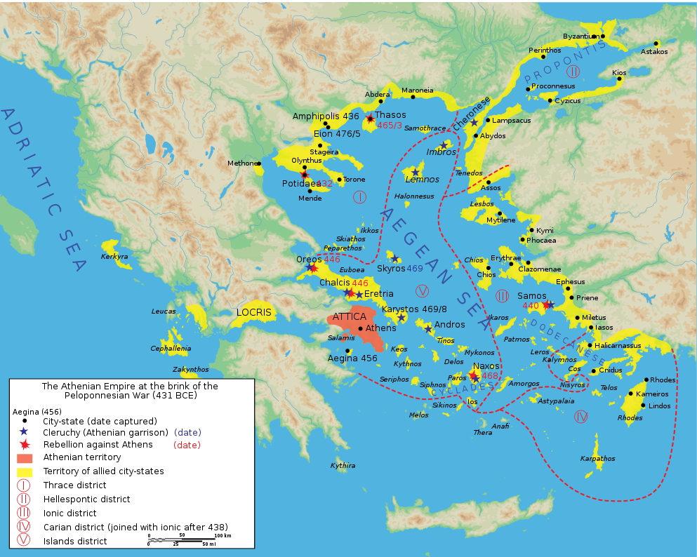 athens vs sparta the peloponnesian war the origins of the war