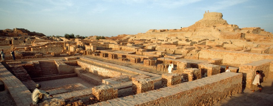 Emergence of Civilization in the Indus Valley and the Rise of ...