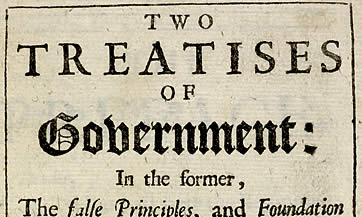 the lockeian scholars view on the two treatises of government More specifically, it is argued that his most famous book, two treatises of government, provided the essential philosophic underpinnings for replacing king james ii with king william iii and queen mary ii in 1689 almost certainly, this view is incorrect.