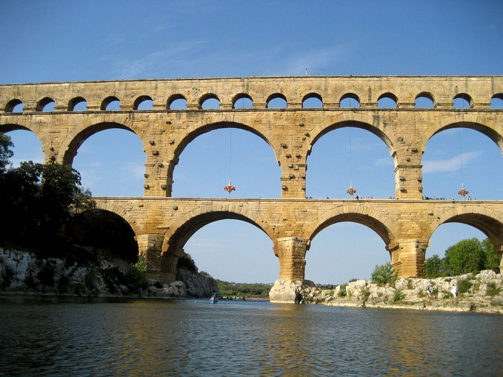 an introduction to the history of aqueducts in rome Introduction in this paper, the although the early history of aqueducts in china was mainly associated with r history of the water supply of rome as a.