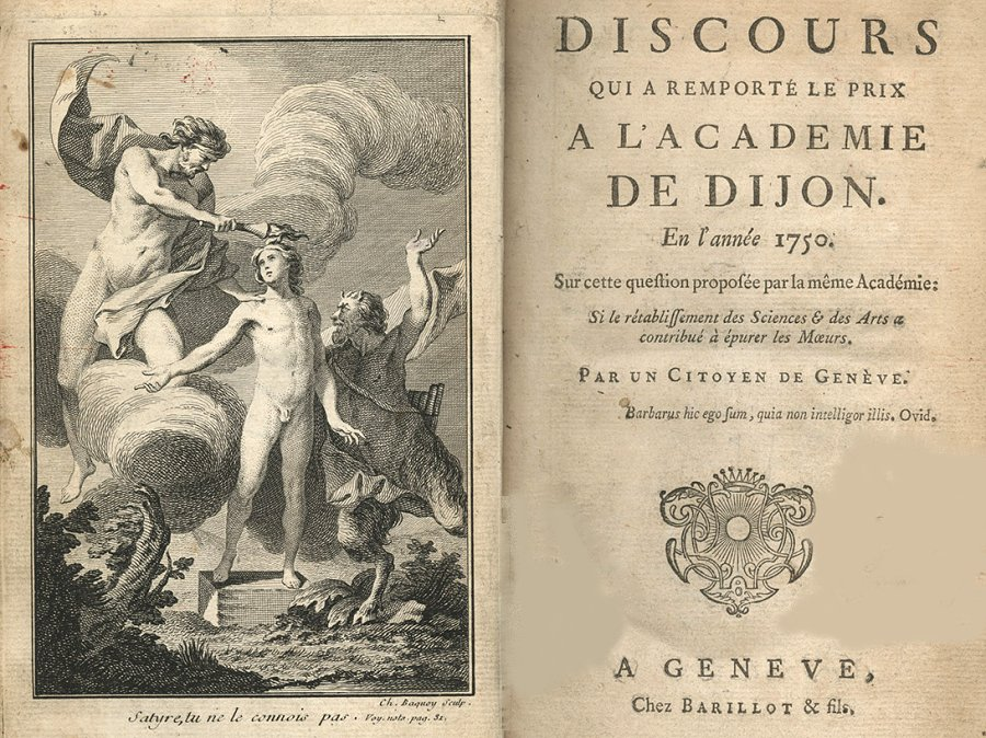 rousseau essay questions This essay is the third in a series from the book economic freedom and  liberty  in rousseau's thought pertains largely to the second question, namely the.