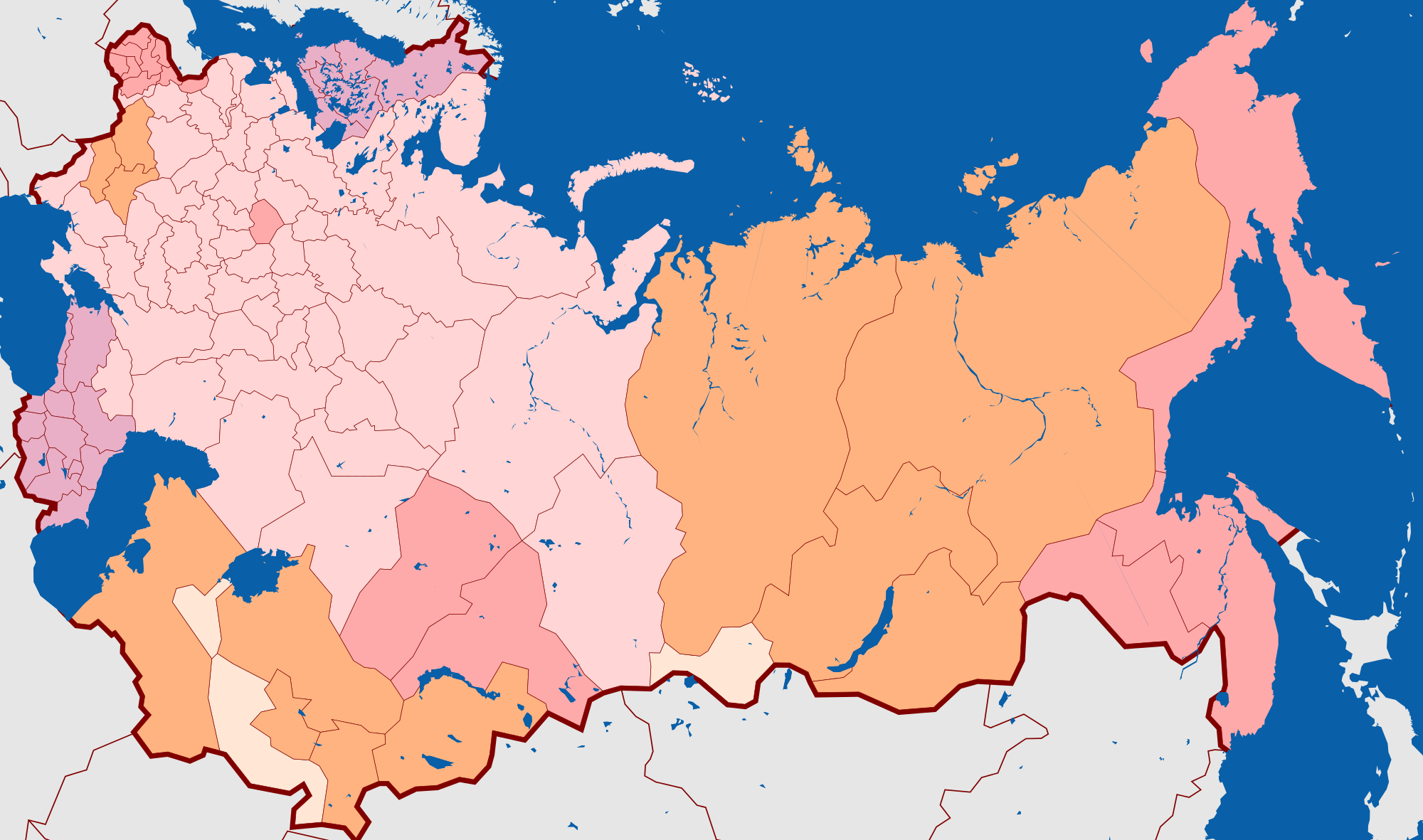 Of the russian empire included