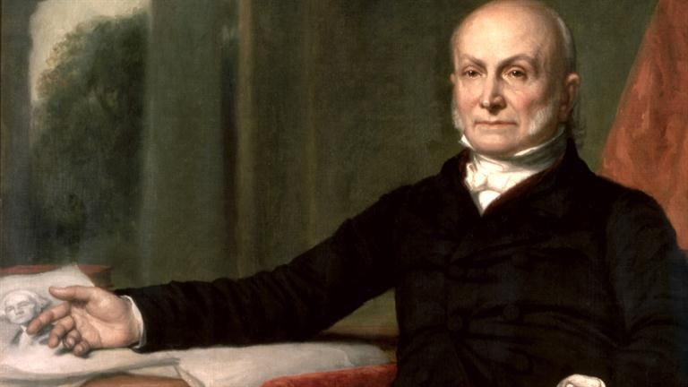 the failures and success in the life of john quincy adams Abstract title of thesis: abigail adams for every success and failure of john adams  distinguished life in quincy abigail needed john as her catalyst to.