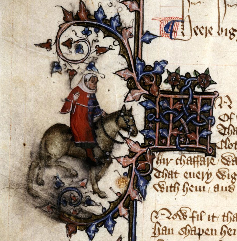 an analysis of the clerks tale in the canterbury tales While there is always some kind of relationship between the teller and the tale in the canterbury tales,  tale told by the wife of bath  the wife of bath's.