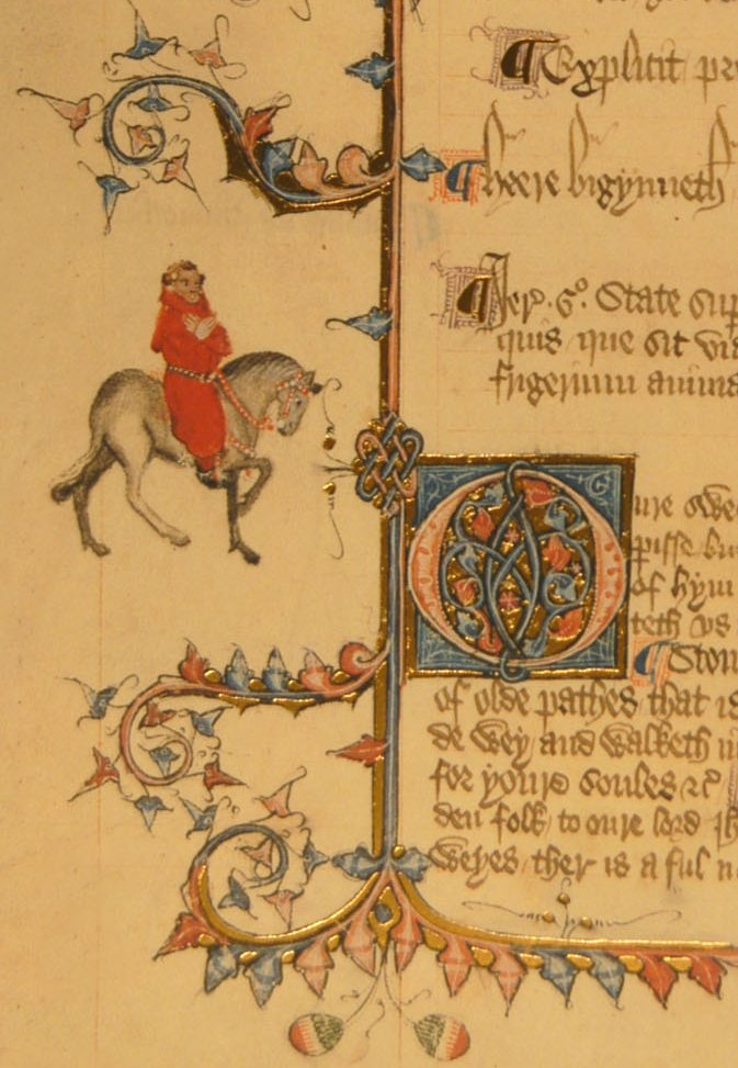 Essays of canterbury tales