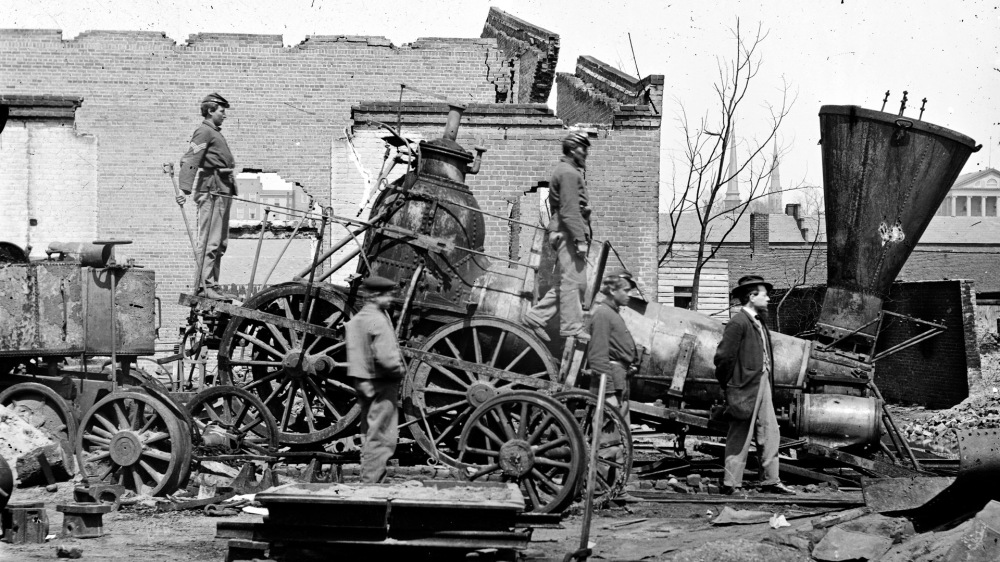 "the civil war brought the reconstruction era of the united states As a colleague said, it is the only period in us history when black lives mattered "" many states require lessons on the civil war some states."