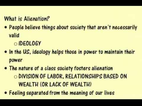 Hegel: Alienation - YouTube