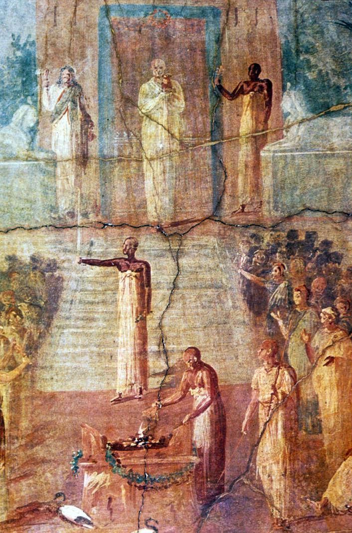 Religious Oil Paint Artist Canton Ohio