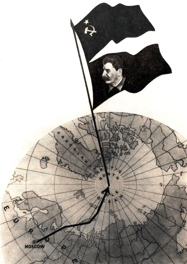Image result for may 22,  1937 soviet union north pole