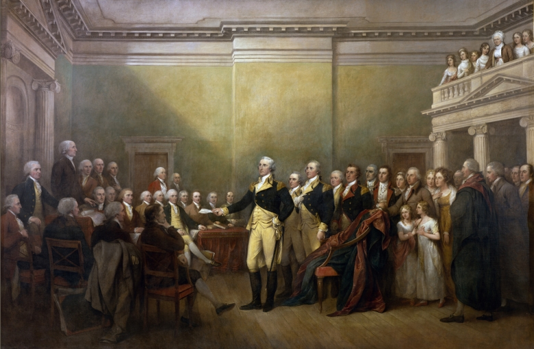 an essay on george washington and the american revolution A close view is afforded by these selections from george washington's  teaching the revolution, valuable overview essay by  the american revolution,.