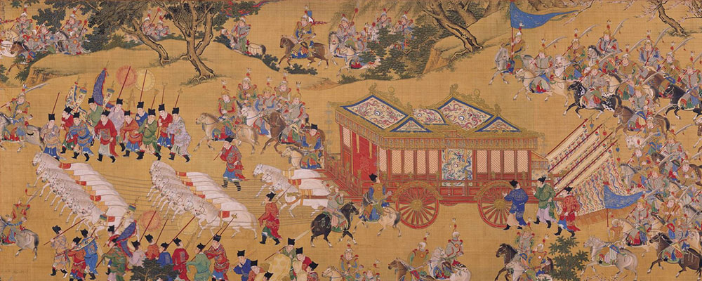 the history of ancient china and the earliest chinese legends