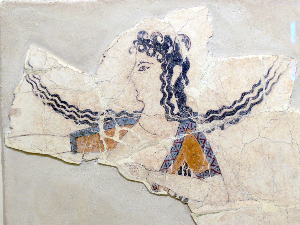 an analysis of the decline of the minoan civilization in greece