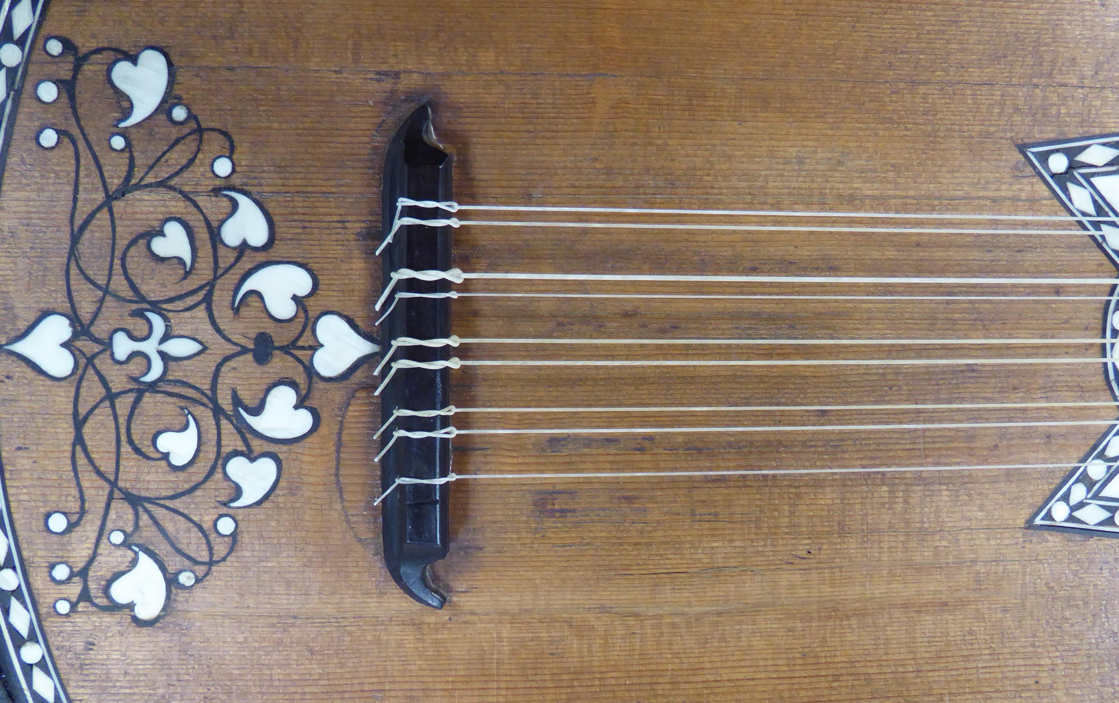 Guitar Gut String : the guitar in the baroque period 1600 1750 ~ Hamham.info Haus und Dekorationen