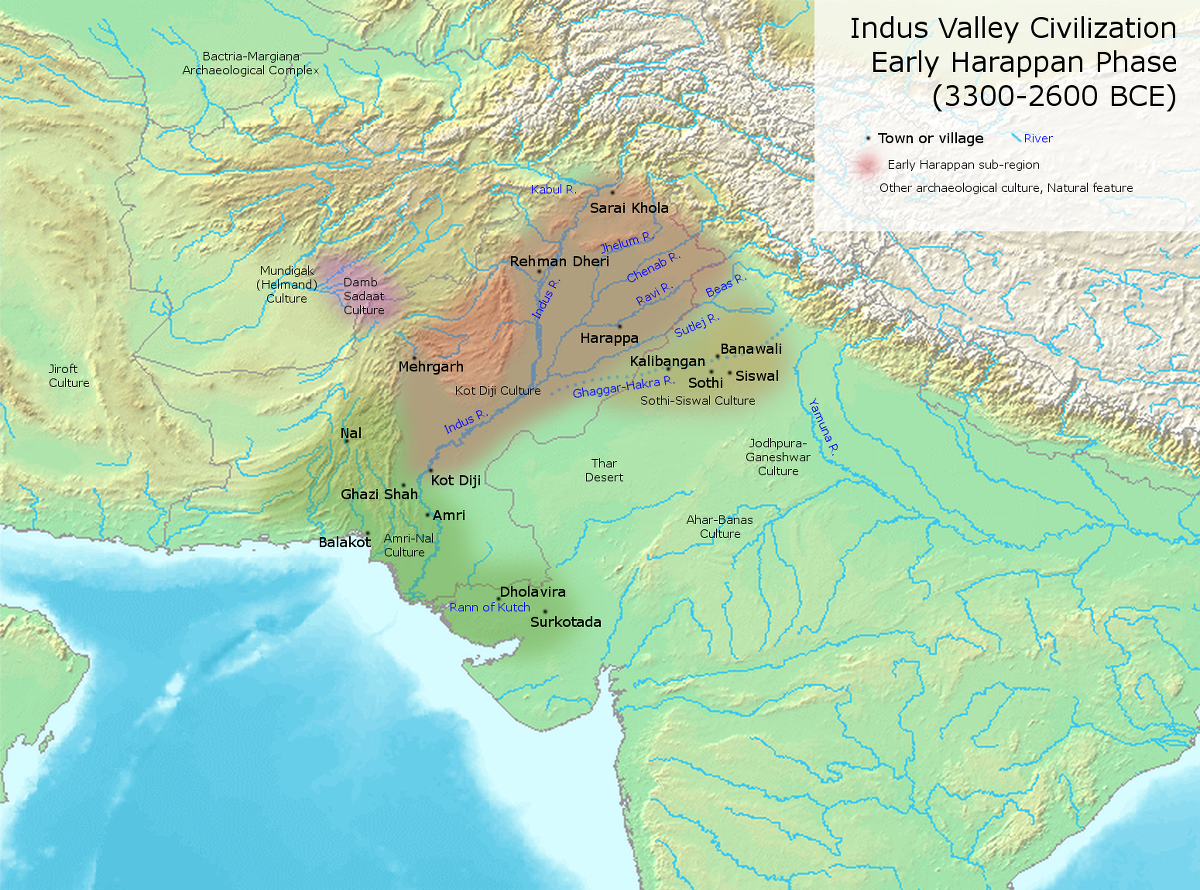 Rise of the indus valley ancient and early medieval india indias first major civilization the indus valley civilization 2600 bce 1700 bce gumiabroncs Gallery