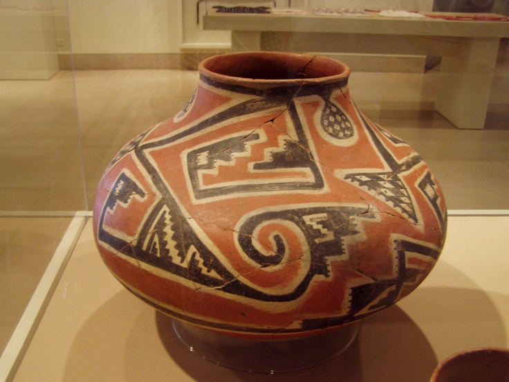Native american pottery for Southwest arts and crafts