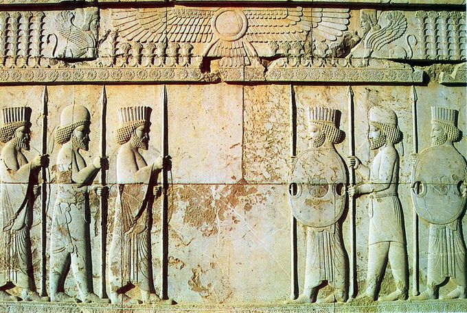 art of the ancient near east
