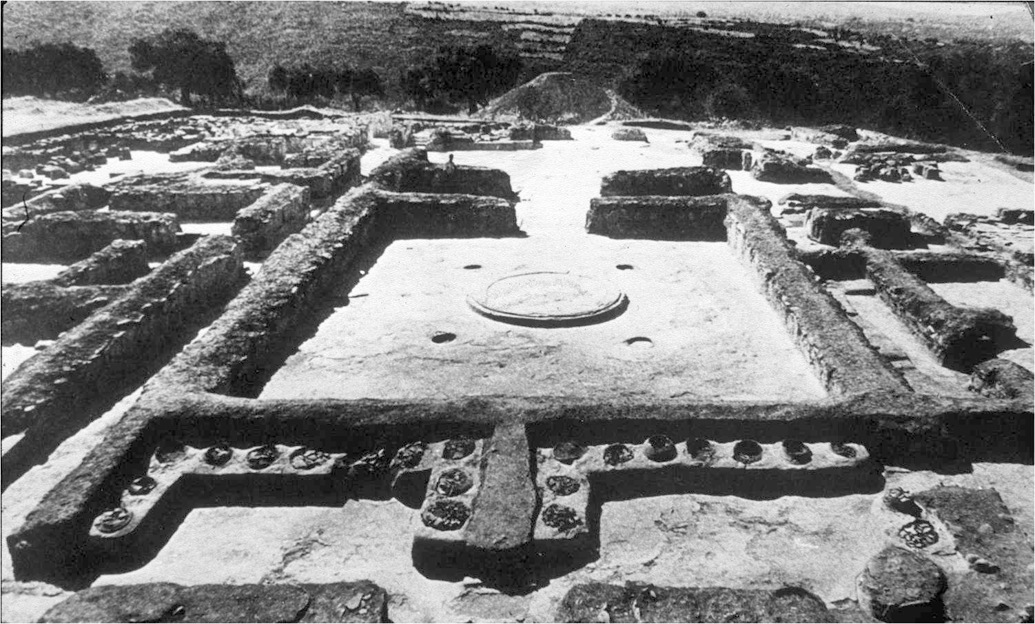 Home Architecture Mycenaean Residential Architecture Palaces And Ordinary