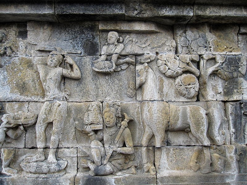 Rock Reliefs Mass Communication And Propaganda In The