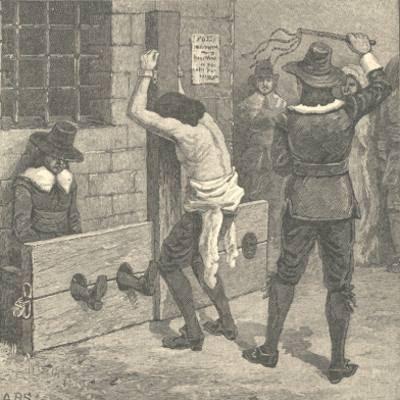 Coercing Morality In Puritan Massachusetts