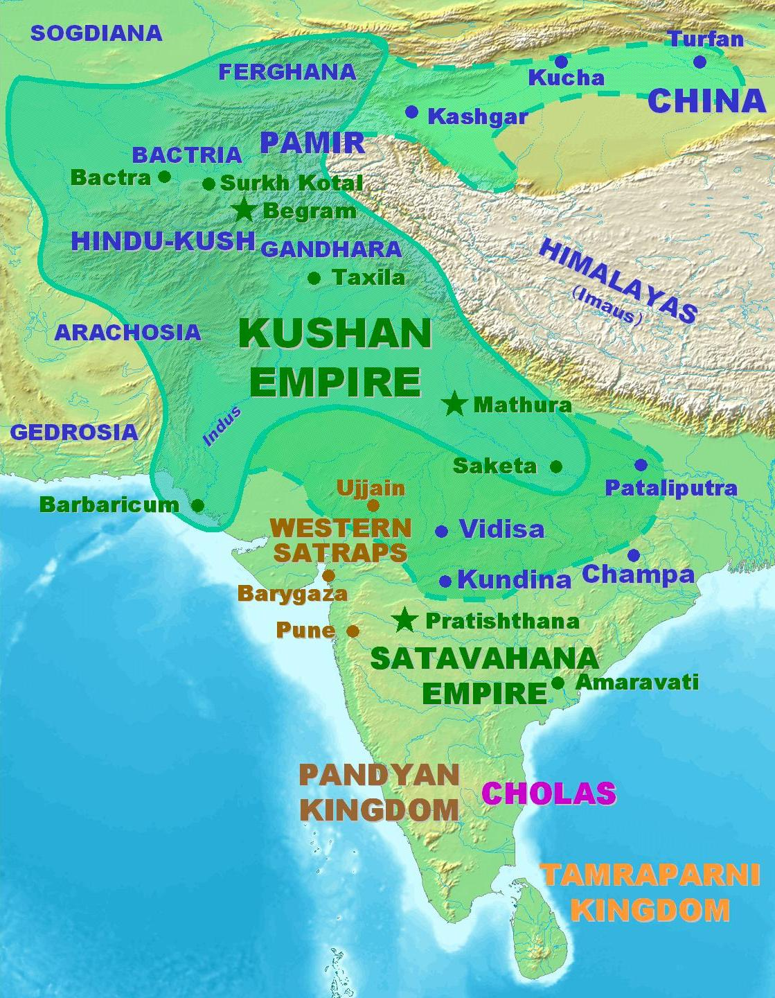 Ancient India Indus Valley Civilization To The Gupta Dynasty - Ancient indian literature