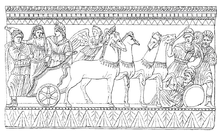 époque archaïque rome