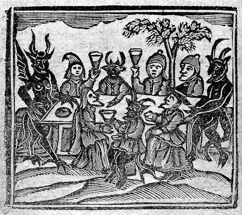 a history of witchcraft in england The time was the 16th century, in essex, england, and for the people of the era it was a frightening time when witches roamed the night casting their dark spells and carrying out their arcane rituals.