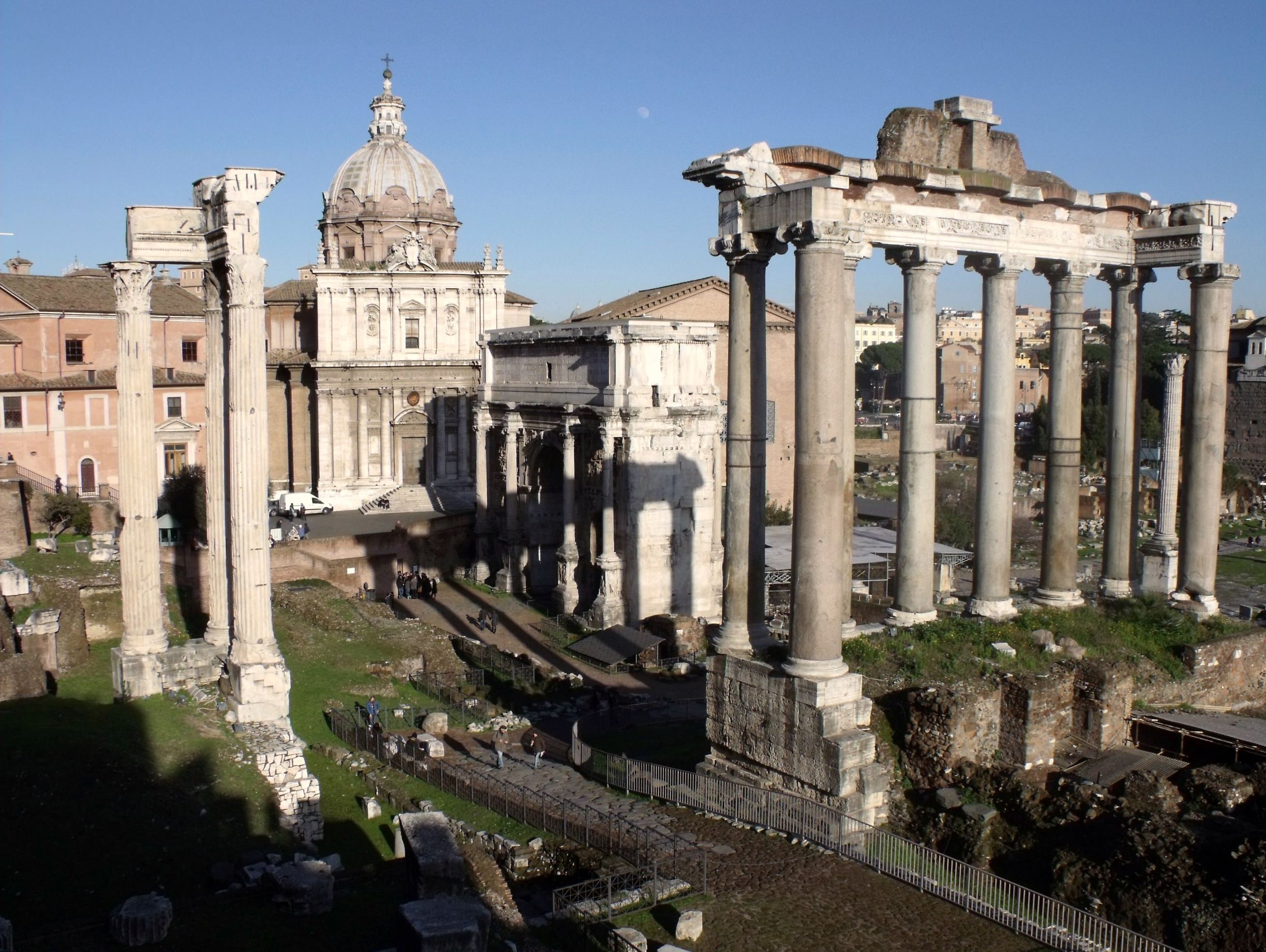 Religion institutions and society in ancient rome for Rome in rome