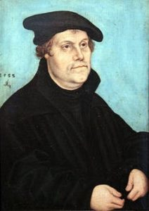 Religion Martin Luther