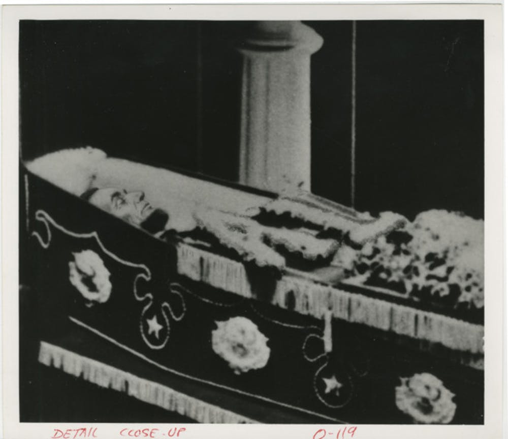 How Lincoln S Embrace Of Embalming Birthed The American