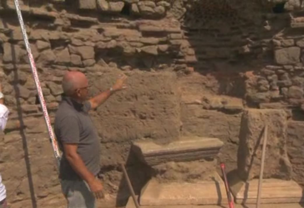 Archaeologist S Find Five Letters Sh D